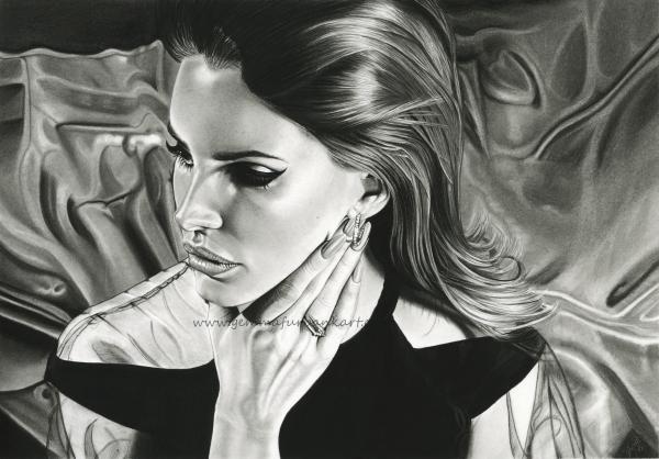 24. Lana Del Rey (No.2).