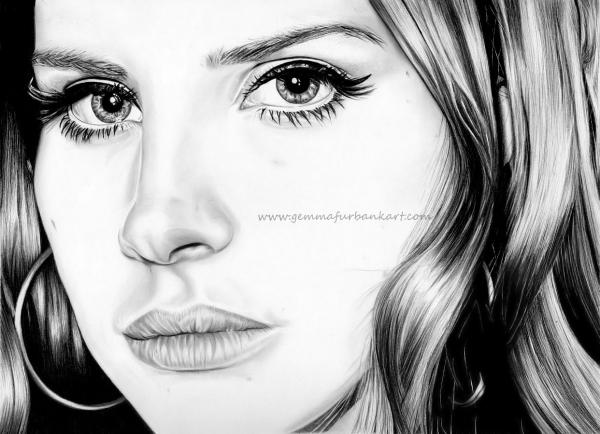 11. Lana Del Rey.