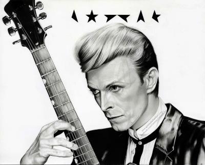 David Bowie, Jan 2016