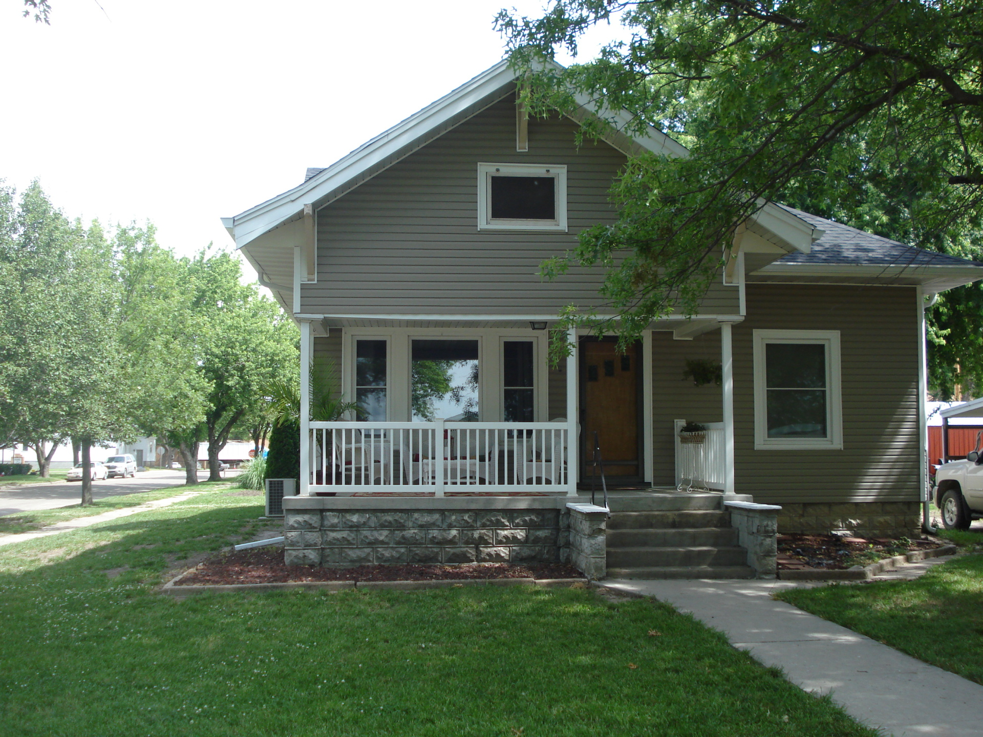 210 2nd Street| Linn| Kansas| Home for Sale