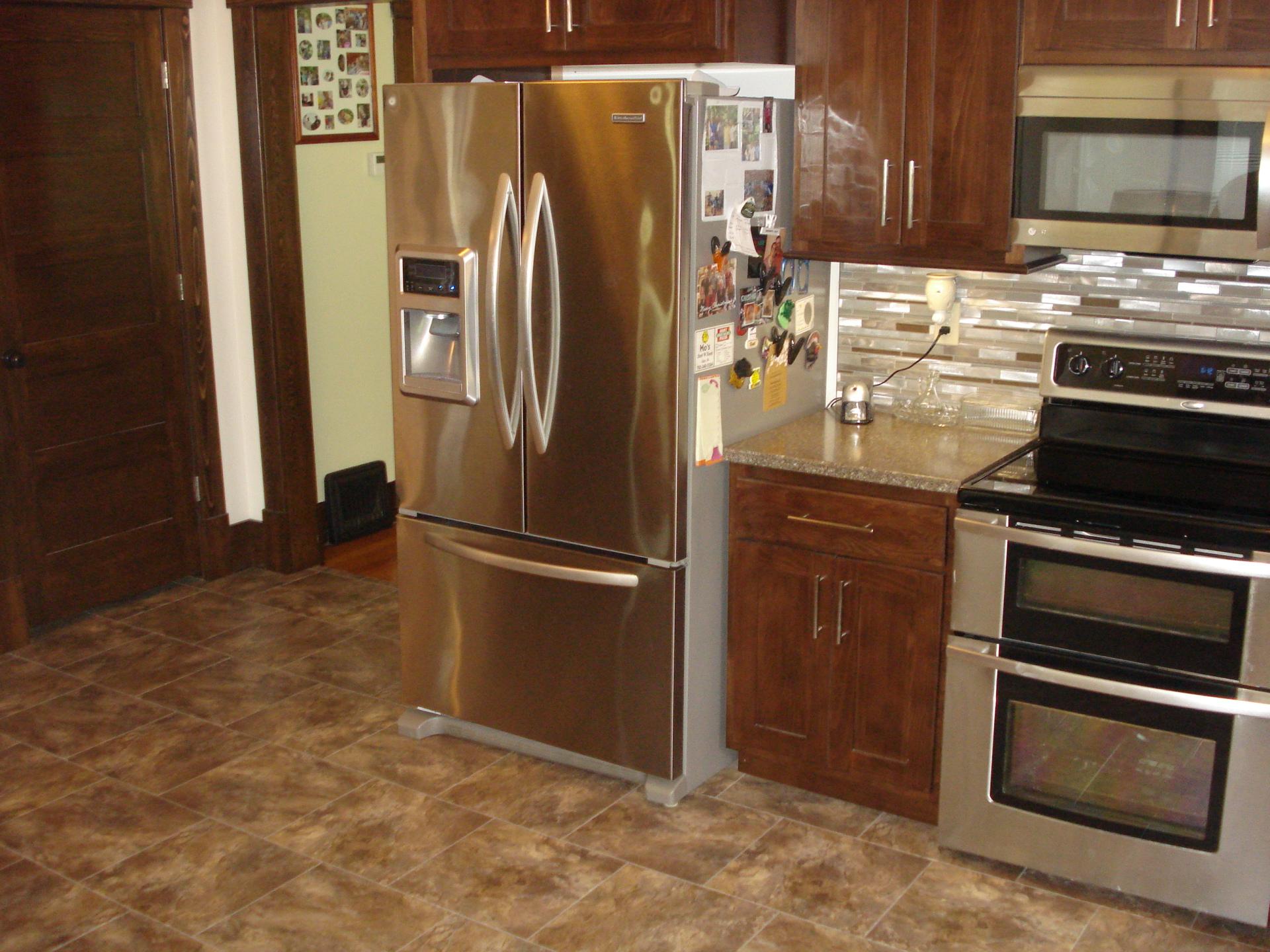 View of kitchen  Linn  Kansas  house for sale