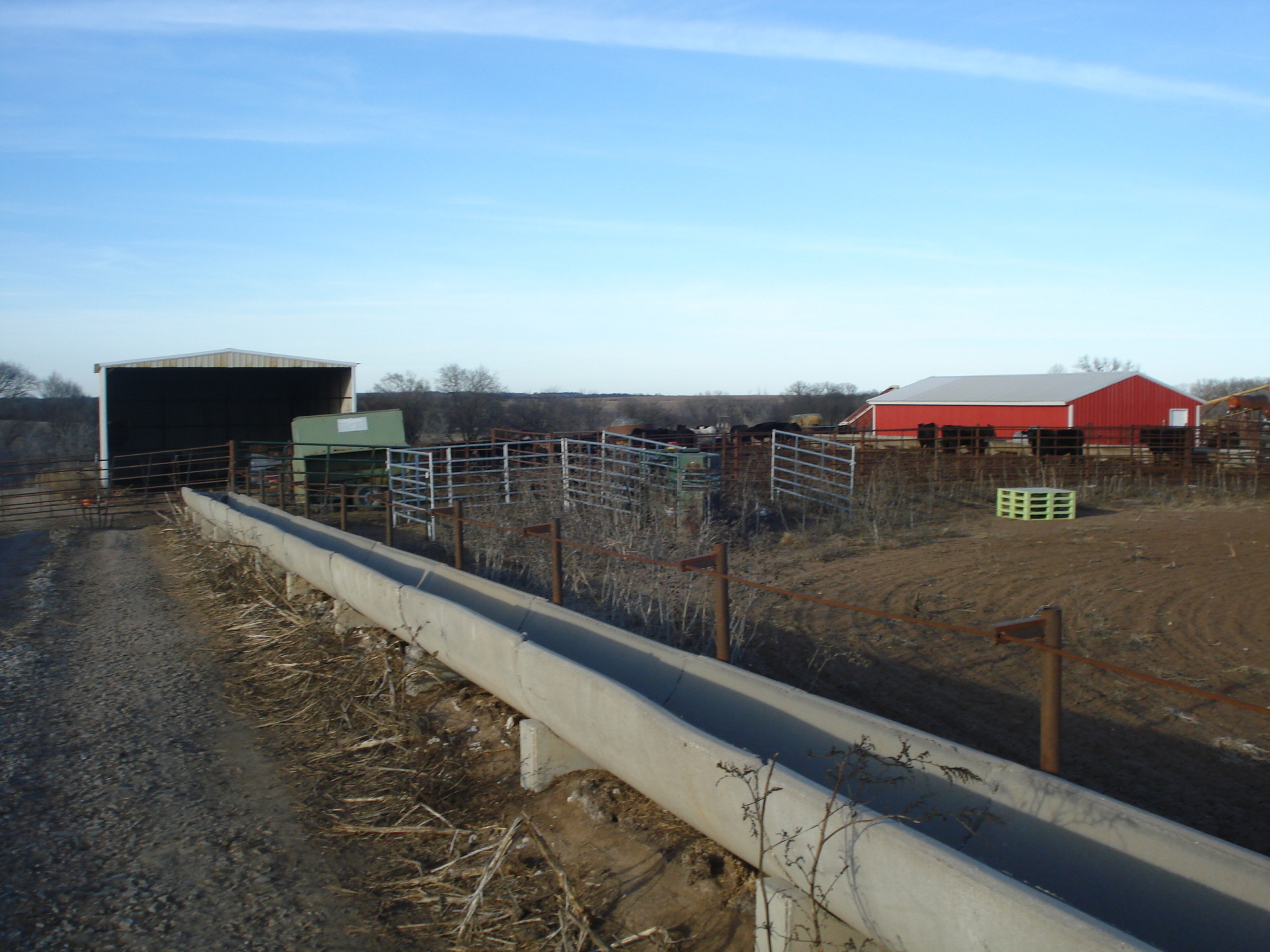 fenceline bunks