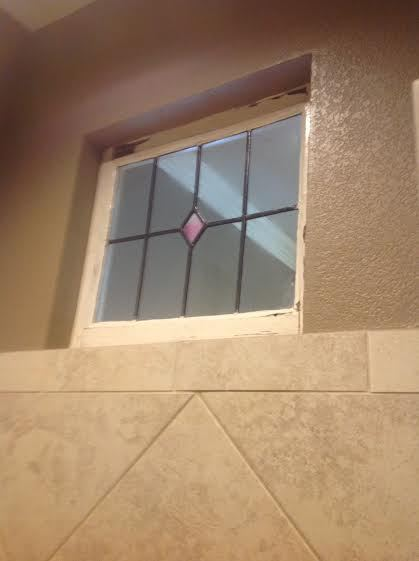 brisky bathroom window