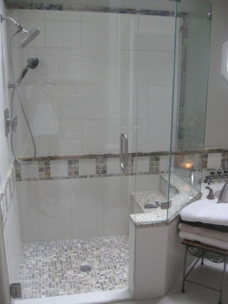Shower Remodel- After