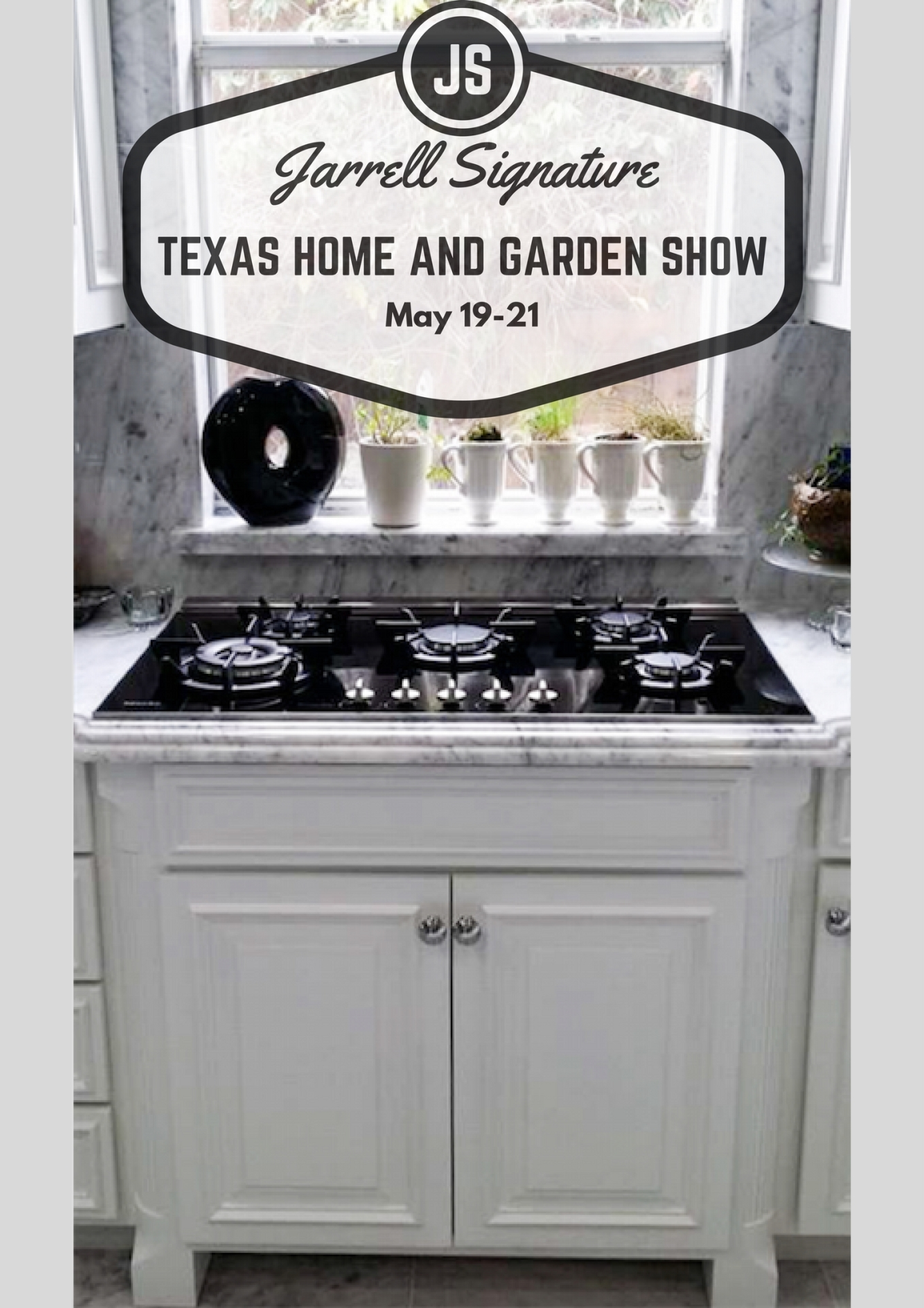 Jarrell Signature at the Fort Worth Home and Garden Show