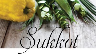 Sukkot and Shemini Atzeret