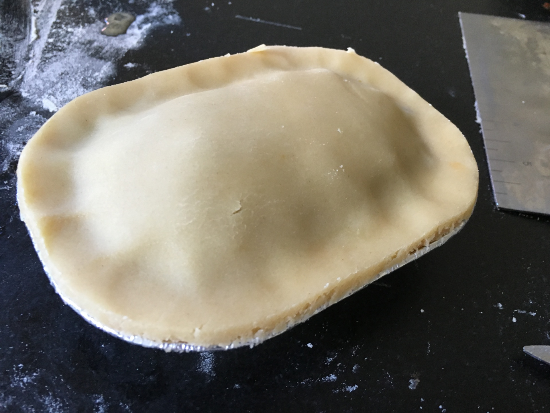 Cover that pie