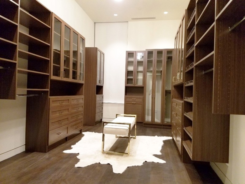 Custom closets specialists
