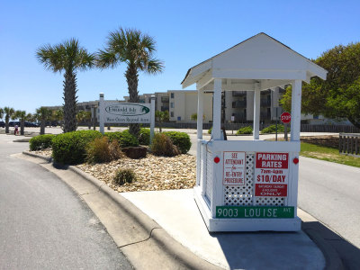 Western Regional Access entry in Emerald Isle NC