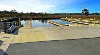 Emerald Isle Boat Ramp facility