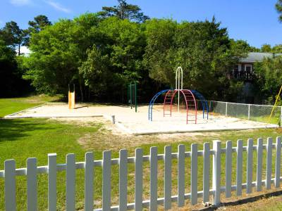 Ocean Oaks Park play station for kids