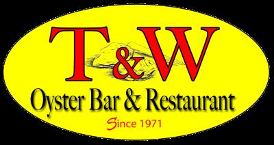 T&W Oyter Bar logo