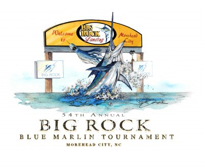 Big Rock Blue Marlin Tournament Shop for gifts