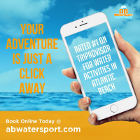 AB Watersports digital ad