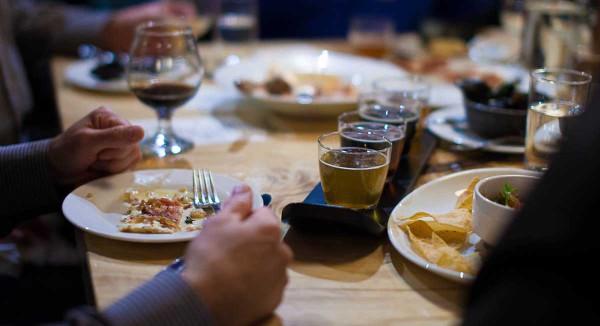 Dining on the Crystal Coast - Shipp's Port RV Park