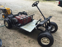 golf cart rebuild, custom golf carts