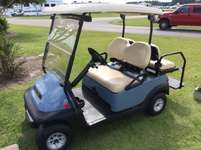 rent golf carts in swansboro nc