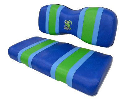 Lazy Life Golf Cart Seats, custom seats for golf carts