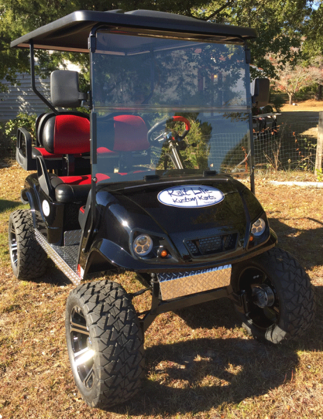 Lift Kits for Golf Carts