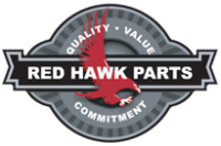 red hawk golf cart parts