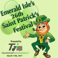 2017 Emerald Isle Saint Patricks Day Festival