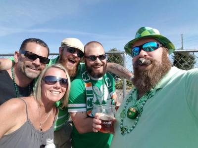 2017 Saint Patrick's Day Festival
