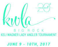 Keli Wagner Lady Angler Tournament