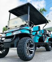 custom golf carts, kalt life golf carts