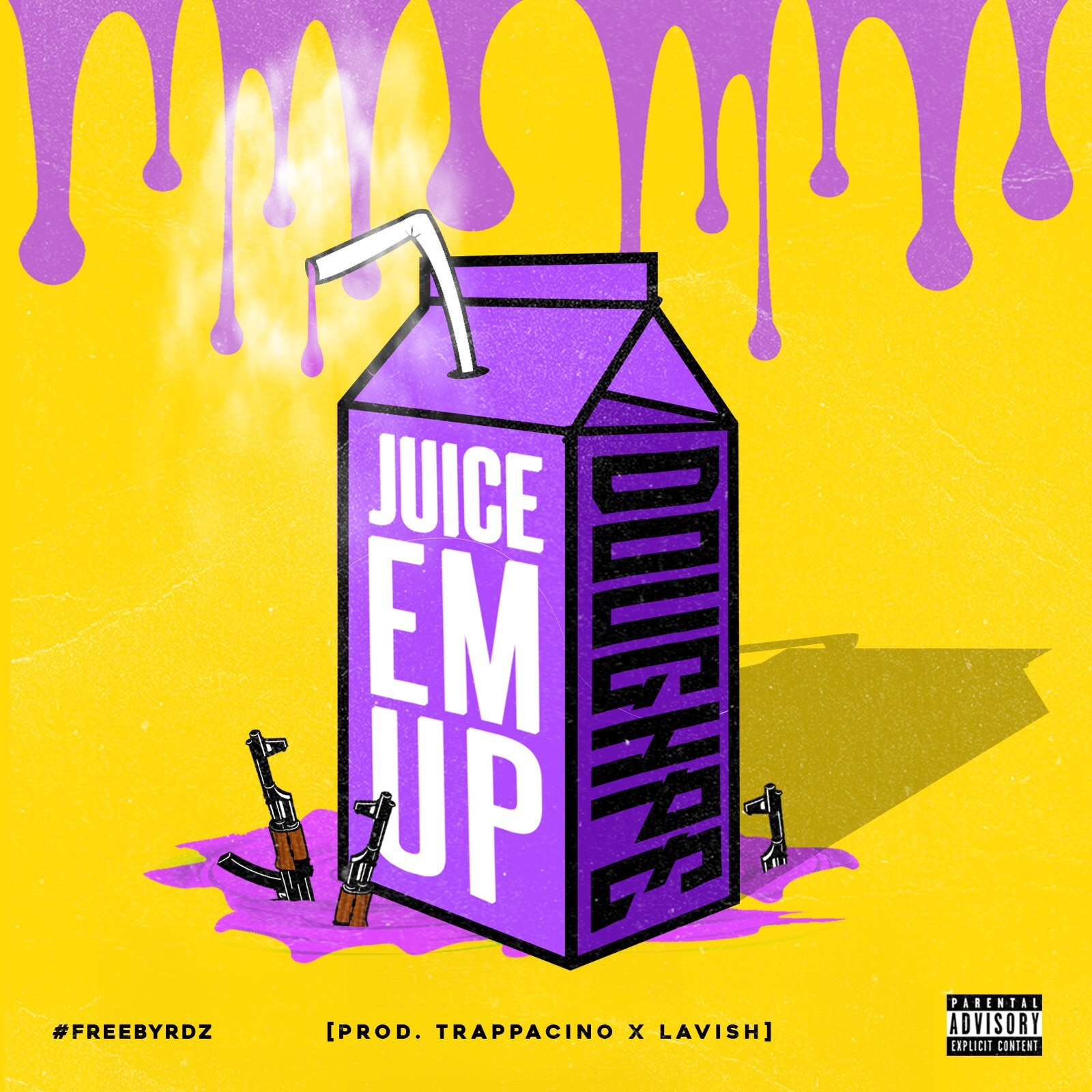 JIMMY DOUGHPE  (@_JimmyDoughpe_)- Juice Em' Up