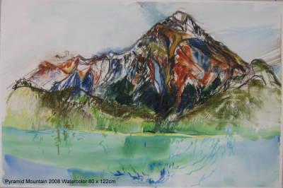 Pyramid Mountain, 2008.