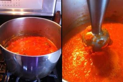 Marinara Sauce, My Way