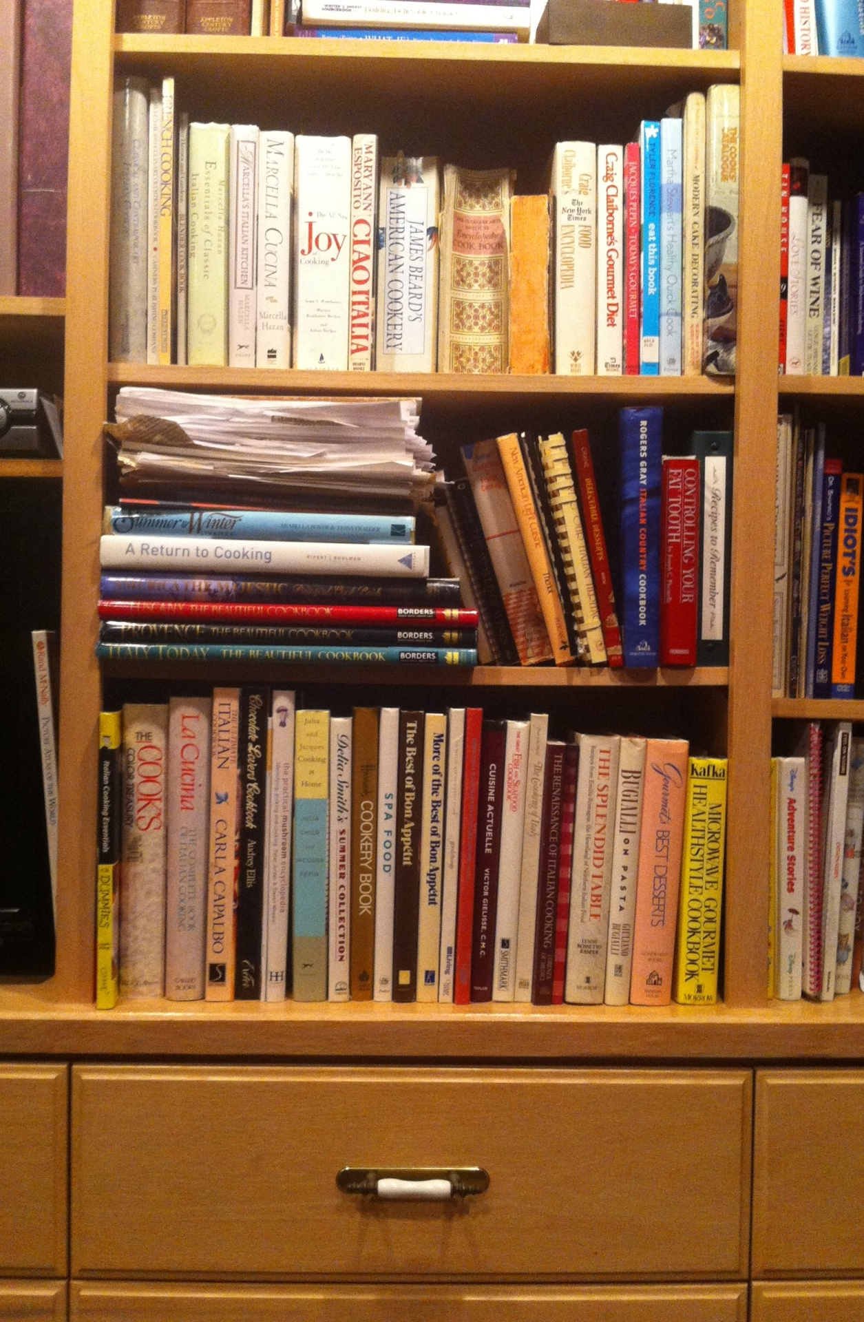 Cookbooks and More Cookbooks