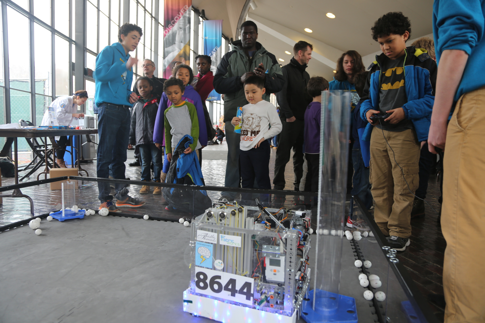 MIT Science Saturday