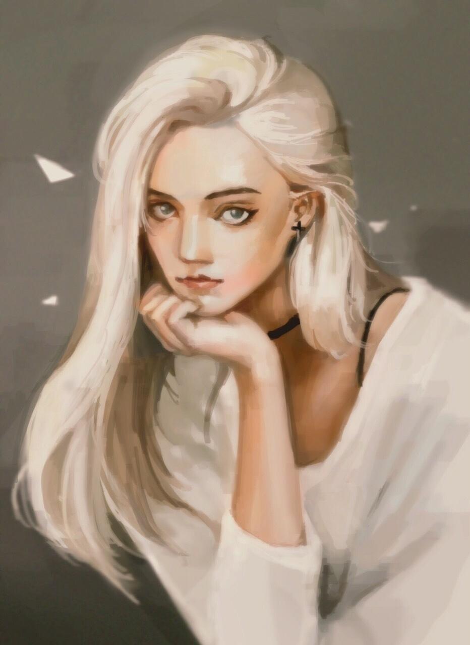 Portrait Practice1