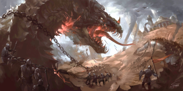 Epic Dragon Hunting