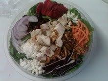 Northwest Chicken Salad