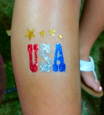 Color Me Cutie, Yuba City, Yuba Sutter, Yuba City Face Painter, Yuba City Pool Party, Yuba City water slide, Bounce House, glitter tattoos