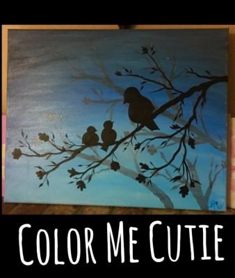 Blue Birdies
