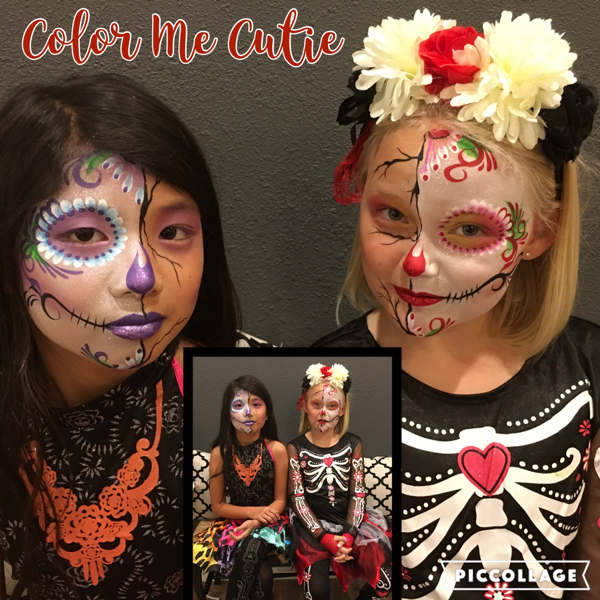 Yuba City face painter, Yuba. Sutter, Colusa, Butte, California, Northern California, San Francisco, Petaluma, Rohnert Park, Sacramento, Dia De Los Muertos, Sugar skull face painting, sugar skull make up, MUA, Halloween, SPecial FX, Costume idea, Flowers, photo shoot, professional photography