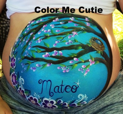 Color me Cutie Yuba City CA, Baby, Belly Painting, Bump Painting, Baby Shower, Baby photo shoot, photography, prenatal, prenatal belly, pregnant belly, prenatal photos