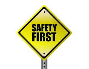Safety Comes First Community Presentation