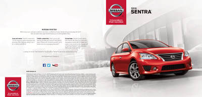 2015 Nissan Sentra Cover