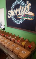 Shortys Sandwich Shop Catering Box Lunch