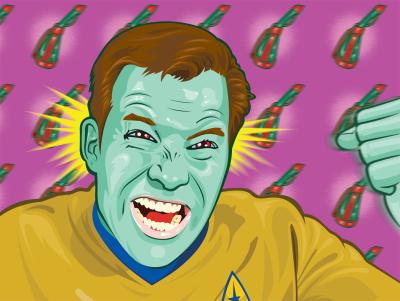 I…Kirk Self Promotion