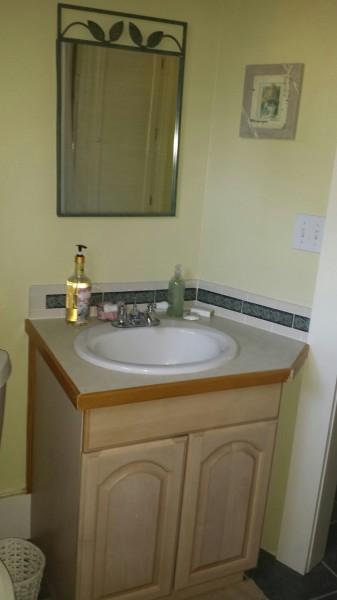 Country Inn Bathroom