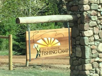 The Broadmoor Fishing Camp