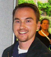 Professor Brendan Fry from the University of Colorado at Boulder