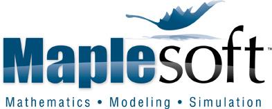 AoCMM Sponsor: Maplesoft