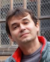 Professor Yuri Bakhtin from New York University