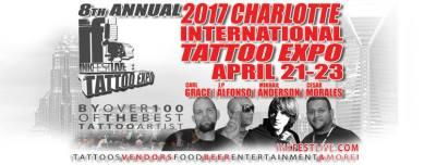 Inkfestlive 2017 Tattoo Convention